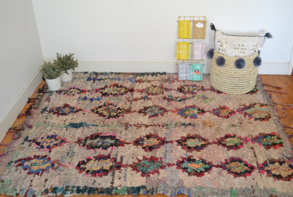 Ambiance tapis ancien